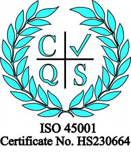 Copper Connexions ISO45001_Logo