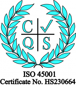 Copper Connexions ISO45001_Logo